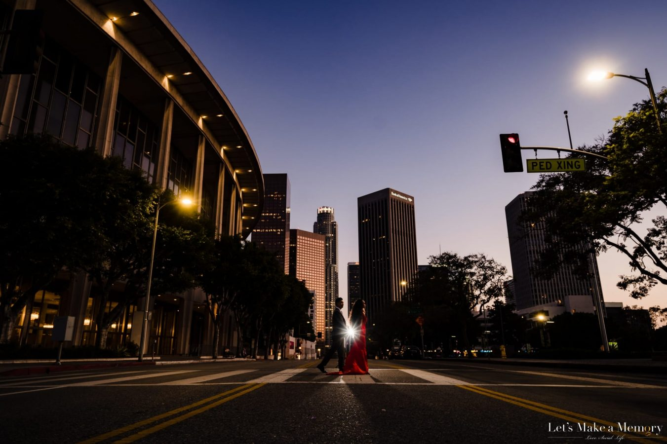 Epic Downtown Los Angeles Session