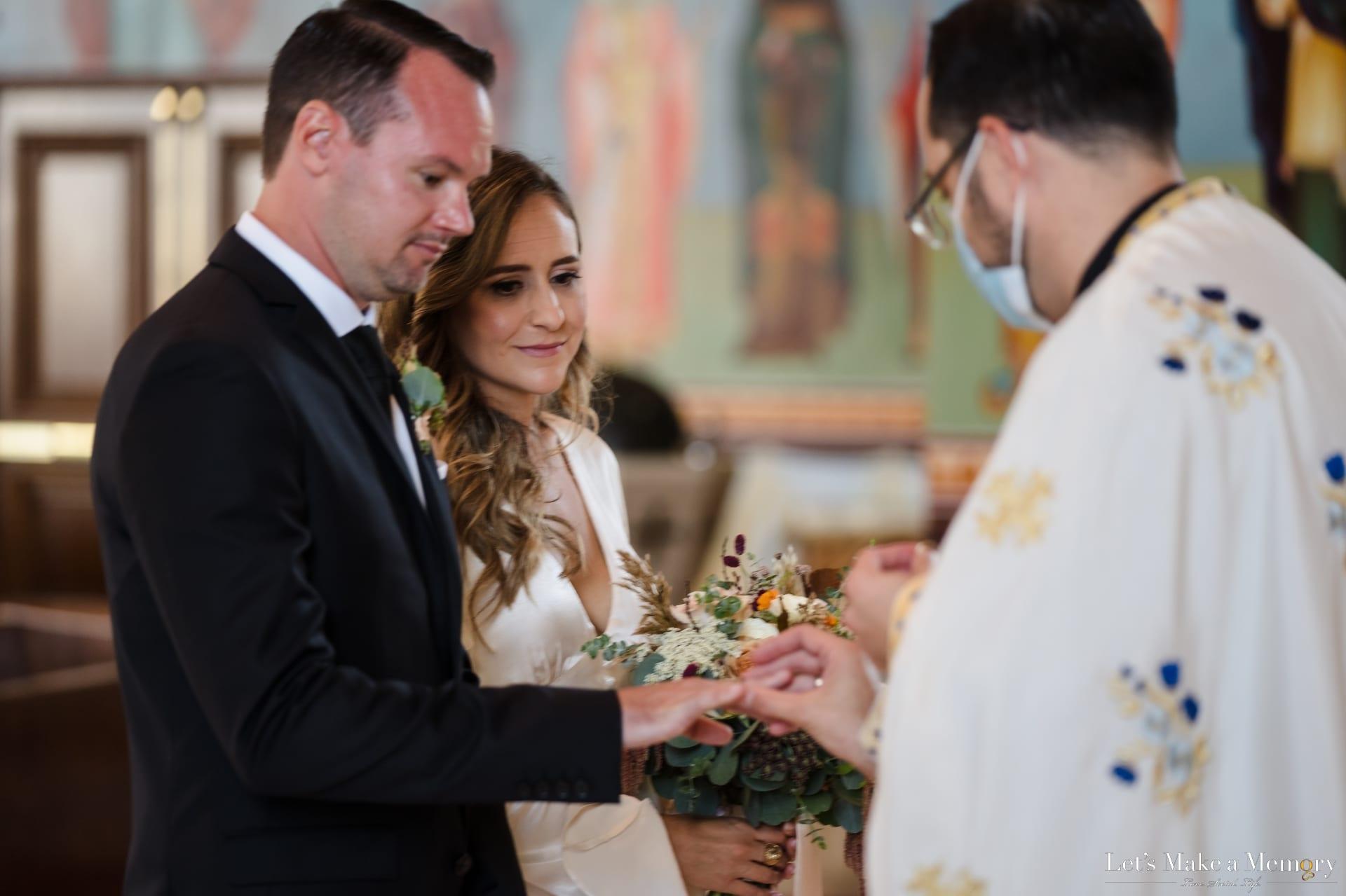 Greek Orthodox Ring Ceremony