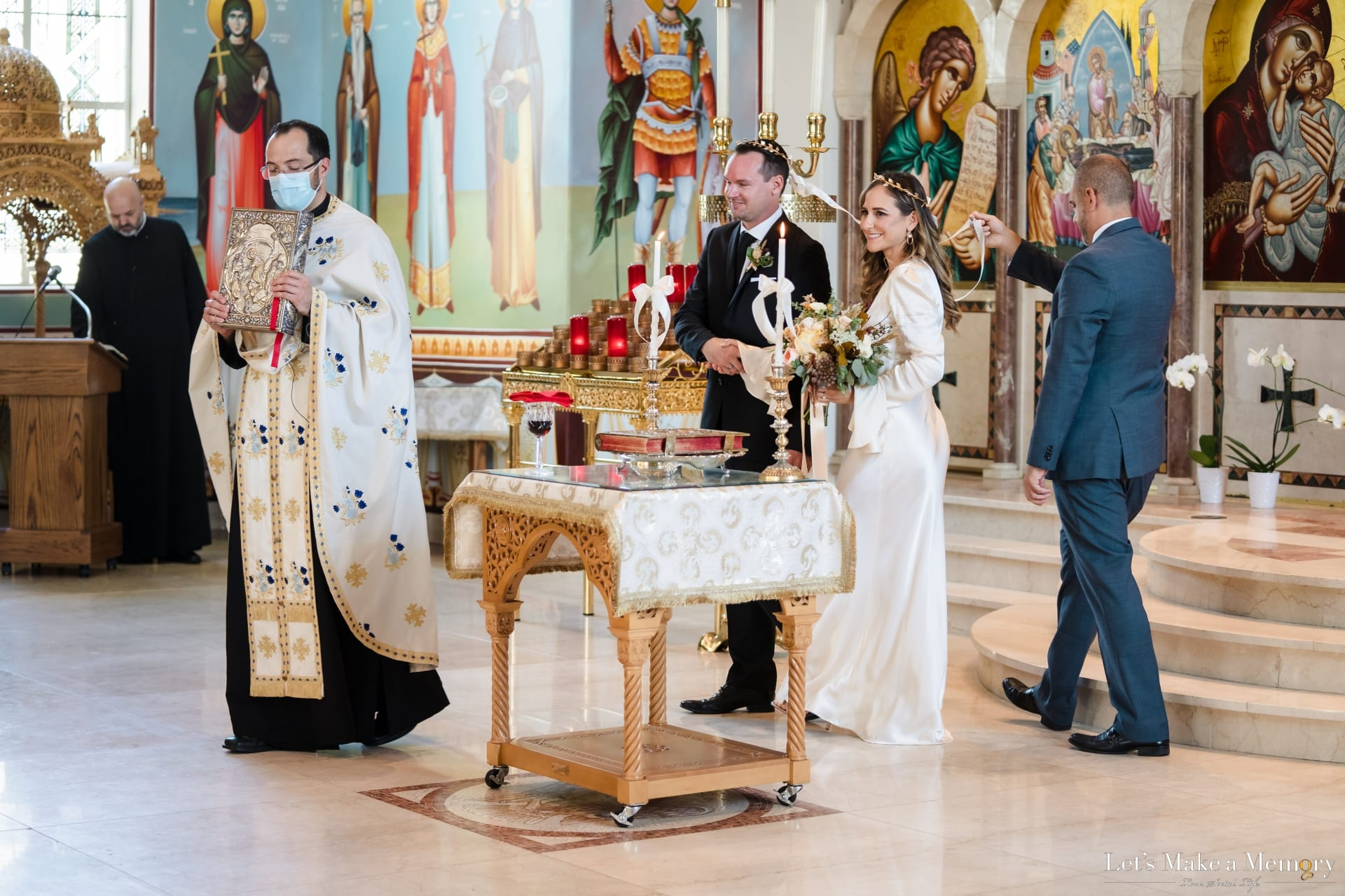 Greek Orthodox Wedding Ritual