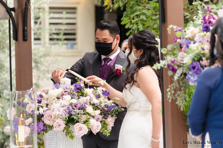 Los Angeles Micro Wedding