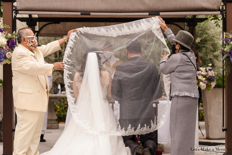 Micro Catholic Wedding
