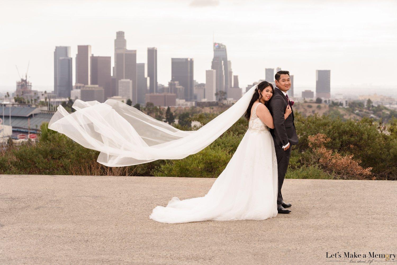 Elysian Park Wedding